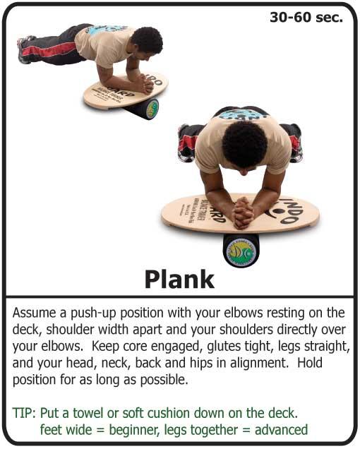 Roller Plank